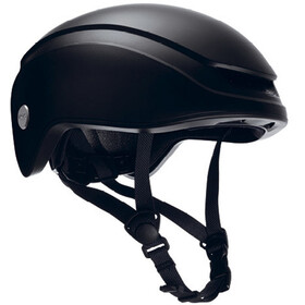 Brooks Island Helmet total black